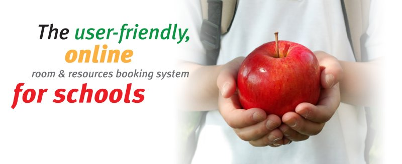 Room and Resource Booking System for Schools